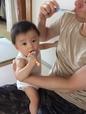 teteo乳幼児用歯ブラシ